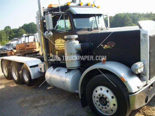 359r 4axle Tractor Wmzkaa711n7
