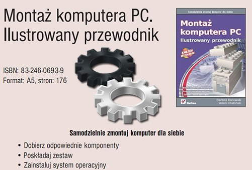 Montaz komputera PC. Ilustrowany podrecznik-pdf  (pl)