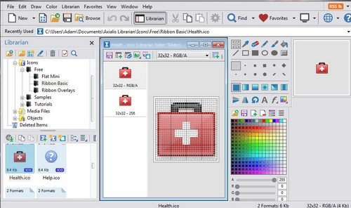 Axialis IconWorkshop v6.9.1.0 Professional Edition + Portable