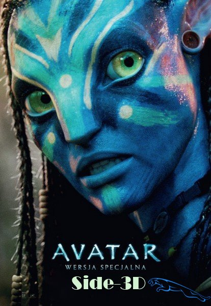 Avatar (2009)  MP-4-Side-3D-KiT /Lektor PL