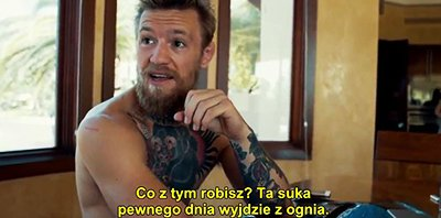 Conor McGregor: Notorious (2017) WEB-AVC-MPEG-4-AAC-ZF/Napisy/PL